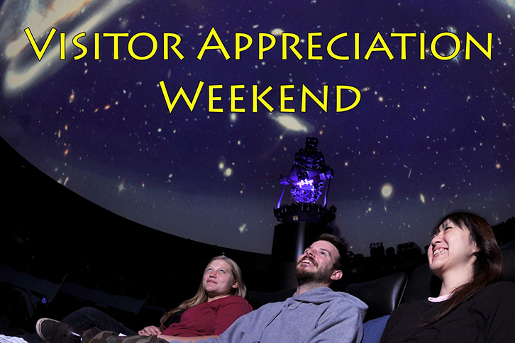 Visitor Appreciation Weekend