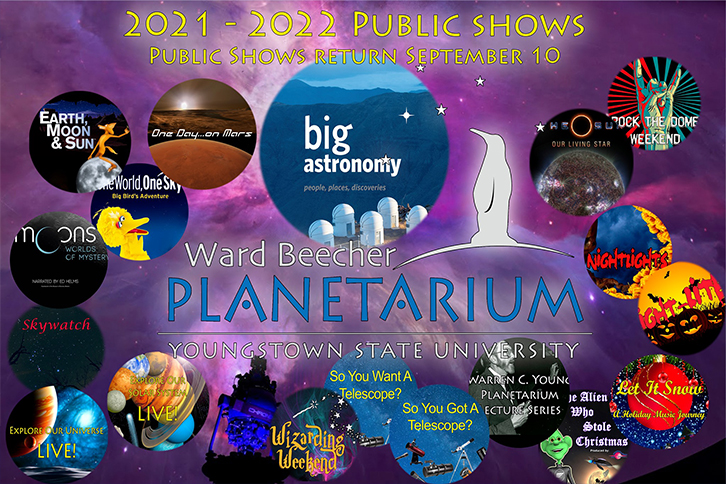 Ward Beecher Planetarium