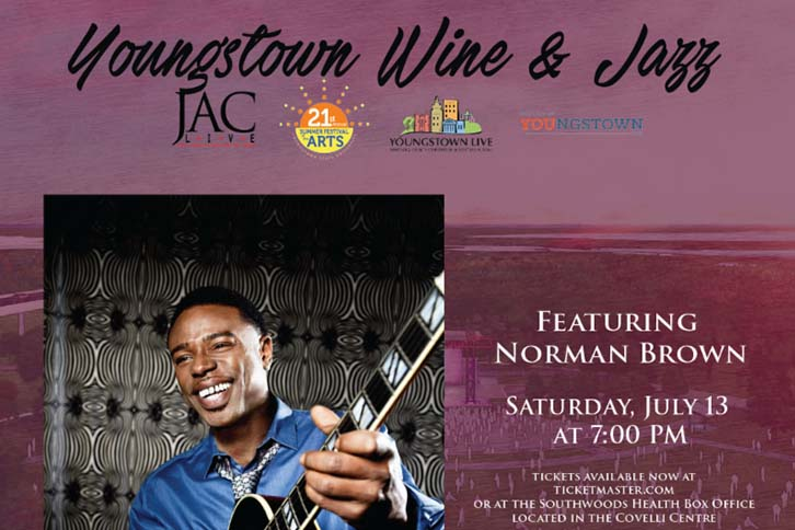 Youngstown Wine & Jazz Festival