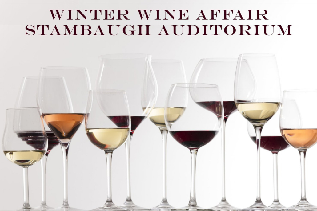 Winter Wine Affair