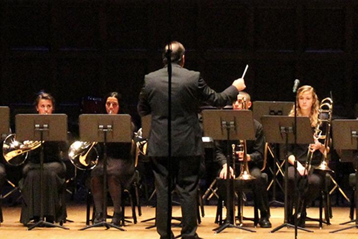 YSU Concert Band