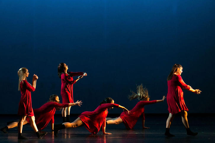 YSU Dance Ensemble
