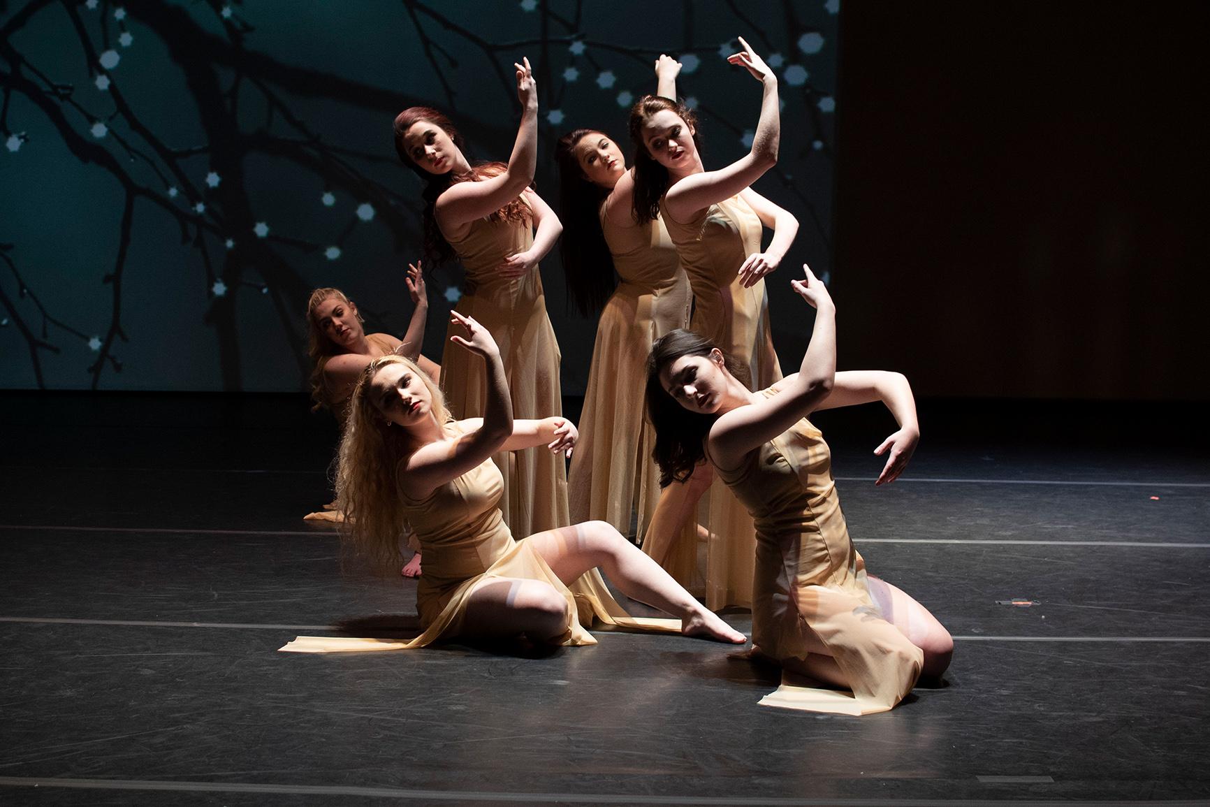 YSU Dance Ensemble