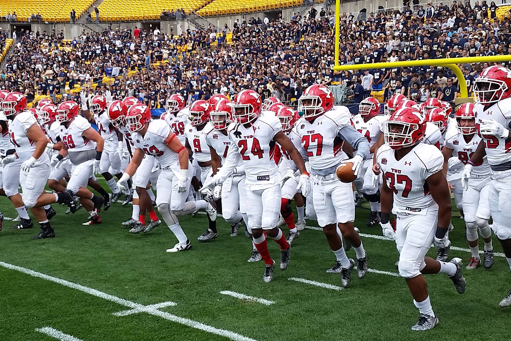 Youngstown State vs. South Dakota – NCAA Division I Football ... on