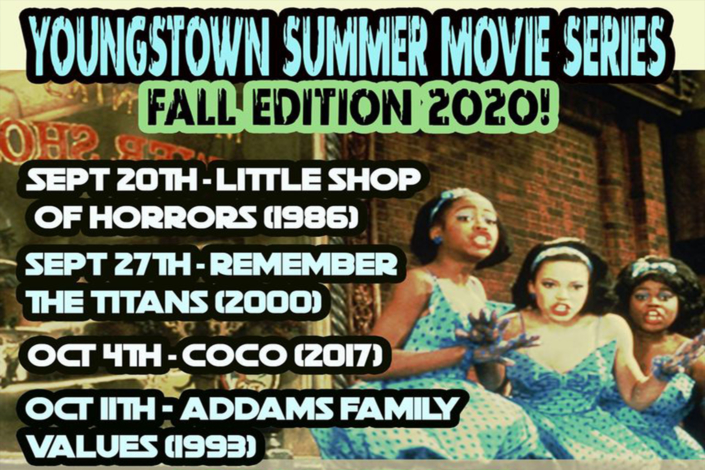Youngstown Movies Series